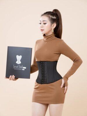 Latex lưới corset chuẩn giá bao nhiêu
